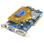 Gigabyte GeForce 7600 256MB AGP
